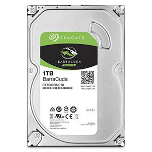 هارد دیسک اینترنال سیگیت Barracuda ظرفیت 1 ترابایت