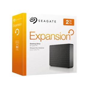 هاردديسک اکسترنال رومیزی سيگيت Expansion Desktop ظرفيت 2 ترابايت