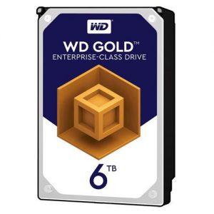 هارد اینترنال western gold 6tb
